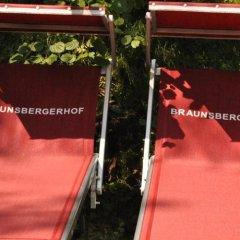 Hotel Braunsbergerhof Лана спортивное сооружение