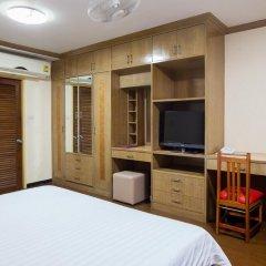 Отель The Aiyapura Bangkok 3* Номер Делюкс с различными типами кроватей фото 5