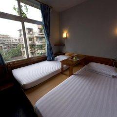 Hello Chengdu International Youth Hostel Стандартный номер с 2 отдельными кроватями фото 5