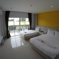Отель Central Pattaya Garden Resort 2* Стандартный номер с различными типами кроватей фото 3