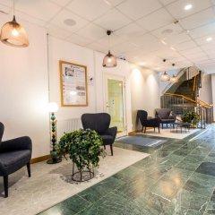 Отель ApartDirect Hammarby Sjöstad интерьер отеля