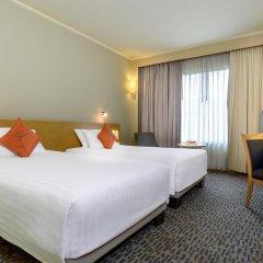 Отель Novotel Bangkok On Siam Square 4* Стандартный номер с 2 отдельными кроватями фото 5