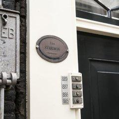Eden Hotel Amsterdam 3* Апартаменты с двуспальной кроватью фото 11