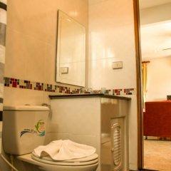 Отель Baan Rosa 3* Стандартный семейный номер разные типы кроватей фото 6