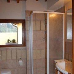 Отель Borgo Renaio Гуардисталло ванная