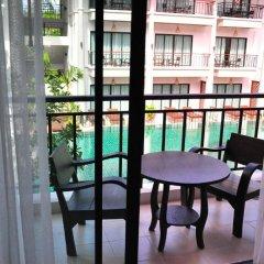 Отель Navatara Phuket Resort 4* Улучшенный номер с различными типами кроватей фото 4