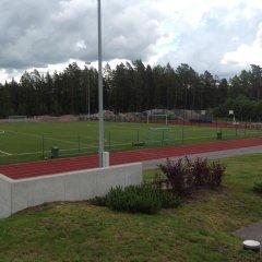 Отель Solvalla Sports Institute спортивное сооружение