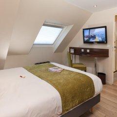 The Originals Hotel Paris Montmartre Apolonia (ex Comfort Lamarck) 3* Стандартный номер с различными типами кроватей фото 4