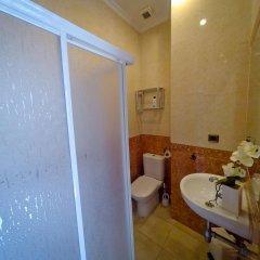 Отель Hostal La Muralla Номер категории Эконом с различными типами кроватей