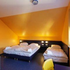 Отель Bedn Budget Cityhostel Hannover Стандартный номер с различными типами кроватей фото 2