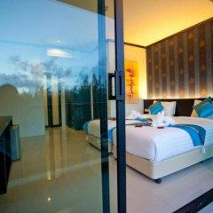 Kata Green Beach Hotel 3* Улучшенный номер с различными типами кроватей фото 10