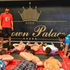Отель Side Crown Palace - All Inclusive детские мероприятия