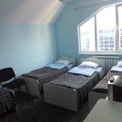 Отель Вавилон 2* Кровать в мужском общем номере