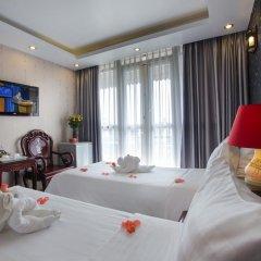 Отель Hanoi 3B 3* Номер Делюкс фото 7