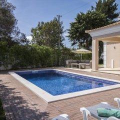 Отель Casa no Sol бассейн