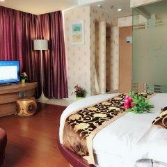 Shenzhen Haoyuejia Hotel Шэньчжэнь комната для гостей фото 3