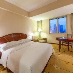 Sheraton Chengdu Lido Hotel 4* Улучшенный номер с различными типами кроватей