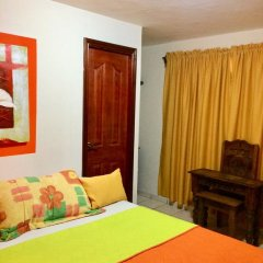Hotel Casa La Cumbre Номер категории Эконом фото 9