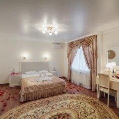 Гостиница Венеция 3* Люкс с двуспальной кроватью фото 10