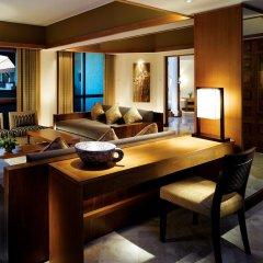 Отель Grand Hyatt Bali 5* Представительский люкс с различными типами кроватей фото 6
