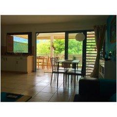Отель Bora Faretai Love Французская Полинезия, Бора-Бора - отзывы, цены и фото номеров - забронировать отель Bora Faretai Love онлайн комната для гостей фото 5