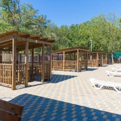 Отель Campsite Ozero Udachi Армавир бассейн