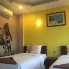 Baan Suan Ta Hotel 2* Улучшенный номер с различными типами кроватей фото 18