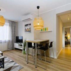 Апартаменты Apartments Wroclaw - Luxury Silence House Студия с различными типами кроватей фото 6
