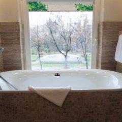 Гостиница Делис 3* Улучшенный люкс с различными типами кроватей фото 5