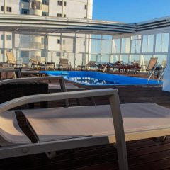 Hotel Baia De Monte Gordo бассейн фото 3