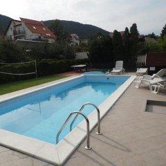 Отель Agi Panzio Obuda бассейн