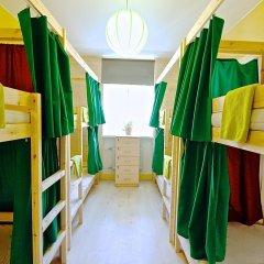 Хостел Фонтанка 22 Кровать в мужском общем номере с двухъярусной кроватью
