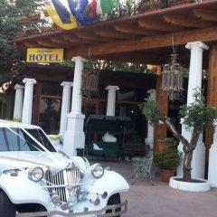 Hotel Chopin Фьюмичино парковка