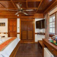 Отель Tropica Bungalow Resort 3* Стандартный номер с различными типами кроватей фото 2