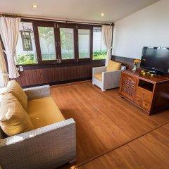 Отель Coco Palm Beach Resort 3* Вилла с различными типами кроватей фото 23