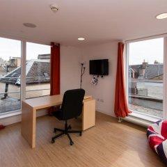 Отель Destiny Student - Cowgate (Campus Accommodation) Великобритания, Эдинбург - отзывы, цены и фото номеров - забронировать отель Destiny Student - Cowgate (Campus Accommodation) онлайн комната для гостей фото 5