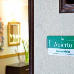 Отель Hostal Patria Madrid Испания, Мадрид - отзывы, цены и фото номеров - забронировать отель Hostal Patria Madrid онлайн интерьер отеля фото 3