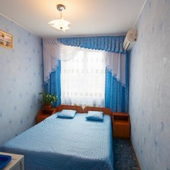 Гостевой дом Южный рай комната для гостей фото 3