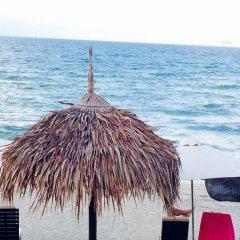Отель Seaside An Bang Homestay 2* Номер Делюкс с различными типами кроватей