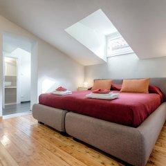 Отель Residenza Dei Guardinfanti Апартаменты с различными типами кроватей фото 10