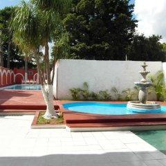 Hotel El Cid Merida бассейн фото 2