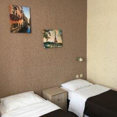 Гостиница Железнодорожная Стандартный номер с 2 отдельными кроватями фото 4