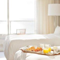 Отель Marriott Stanton South Beach 4* Номер Делюкс с различными типами кроватей