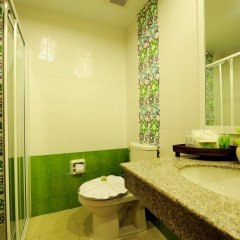 Отель Baumancasa Beach Resort 3* Номер Делюкс с двуспальной кроватью фото 9