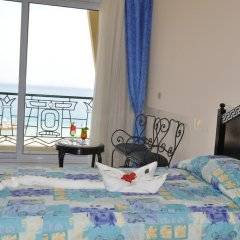 Отель King Tut Aqua Park Beach Resort - All Inclusive комната для гостей фото 5