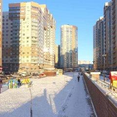 Апартаменты Apartment Evia Санкт-Петербург спортивное сооружение