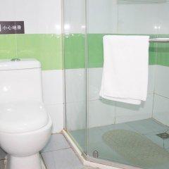 Отель 7Days Inn Chongqing Yongchuan Passenger Transport Center ванная