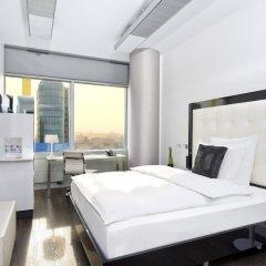 Отель INNSIDE by Meliá Düsseldorf Hafen 4* Стандартный номер с различными типами кроватей