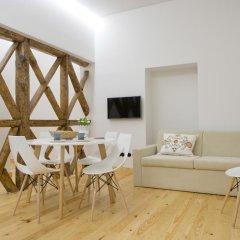 Отель Páteo Saudade Lofts 3* Апартаменты с различными типами кроватей фото 6