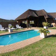 Отель Outeniquabosch Lodge бассейн фото 3